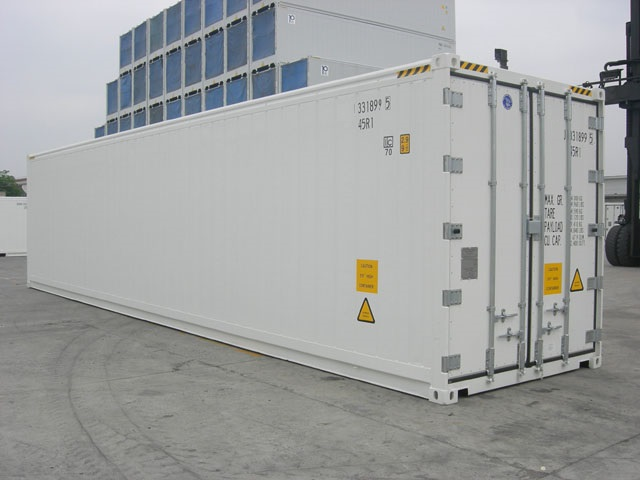 40 ft reefer container boxinnov for Achat conteneur maritime
