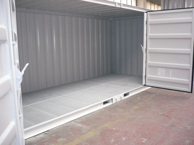 Conteneur phytosanitaire boxinnov for Container isolation