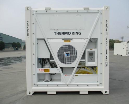 conteneur 20 pieds caisse frigorifique