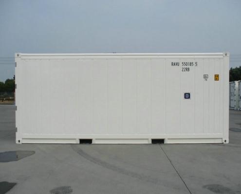 conteneur 20 pieds frigo
