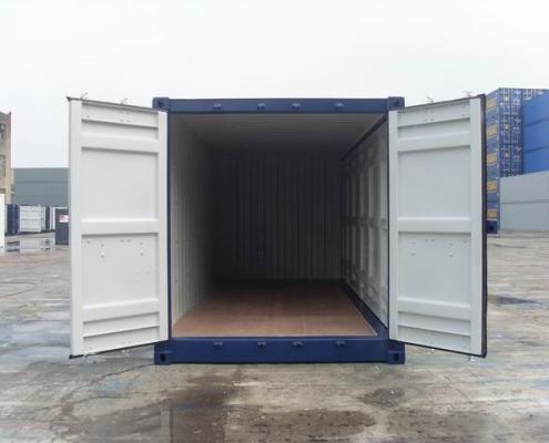 conteneur 20 pieds maritime