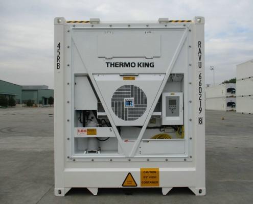 conteneur 40 pieds caisse frigorifique