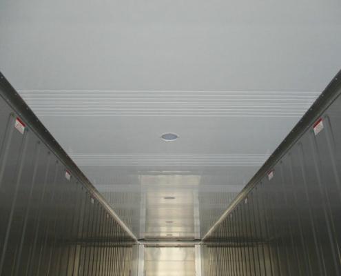 conteneur 40 pieds chambre froide