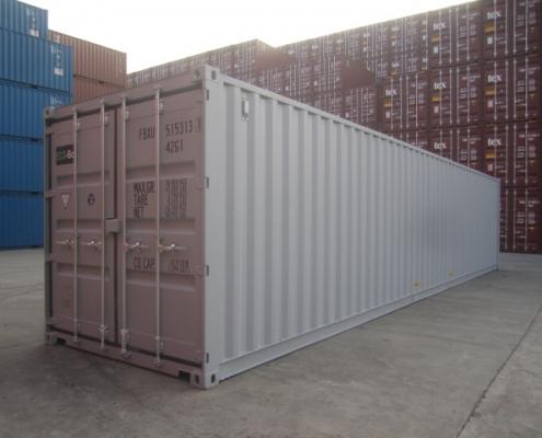 conteneur 40 pieds dimension