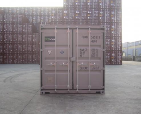 conteneur 40 pieds dry