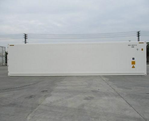 conteneur 40 pieds frigo