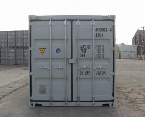 conteneur 40 pieds open top