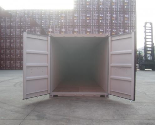 conteneur 40 pieds poids