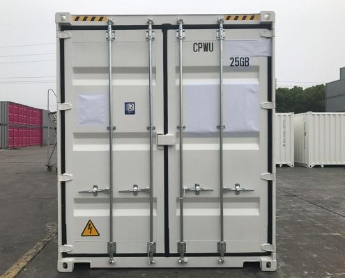conteneur 10 pieds high cube