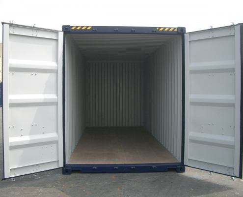 conteneur 20 pieds grande hauteur