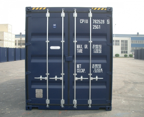 conteneur 20 pieds high cube