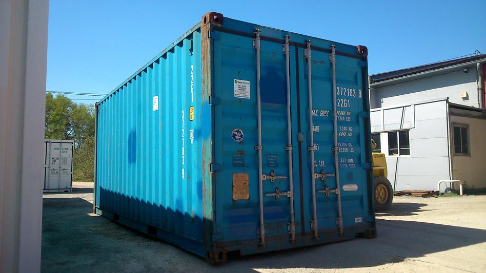 Prix des containers demandez votre devis for Devis container