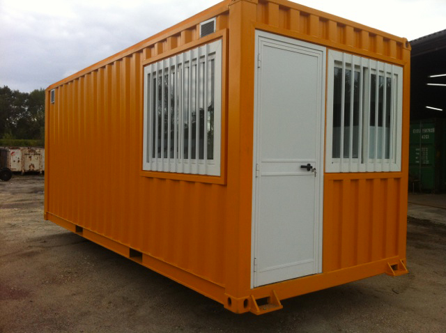 transformation container maritime btp