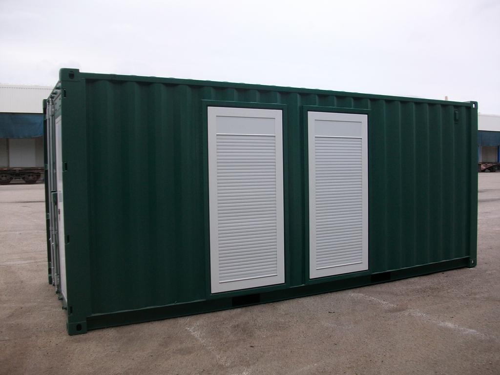 Container Aménagé Les Menuiseries