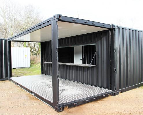 container événementiel