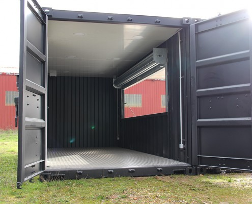 BOXINNOV container stand