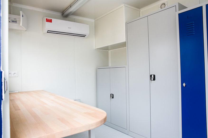 container mobilier bureau