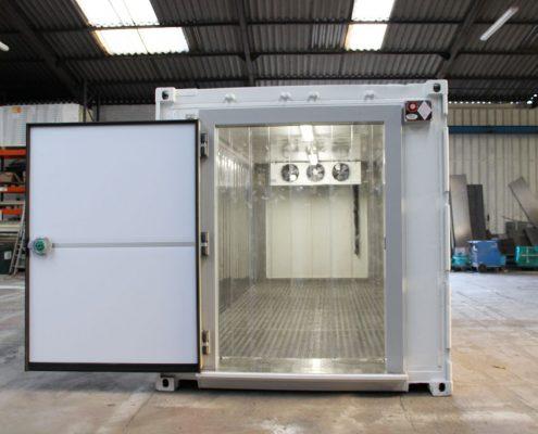 container reefer frigo