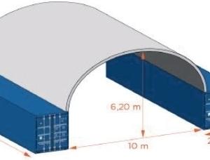 box'abri 10x12 mini