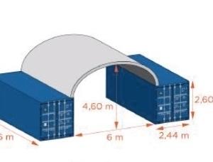 box'abri 6x6 mini