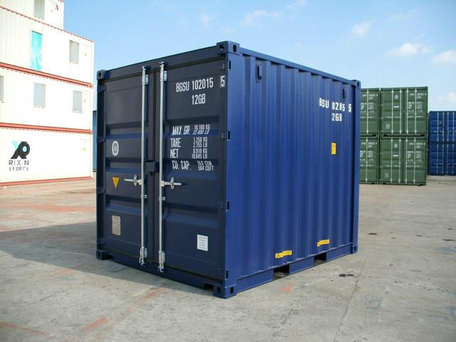 container dernier voyage depot le havre boxinnov