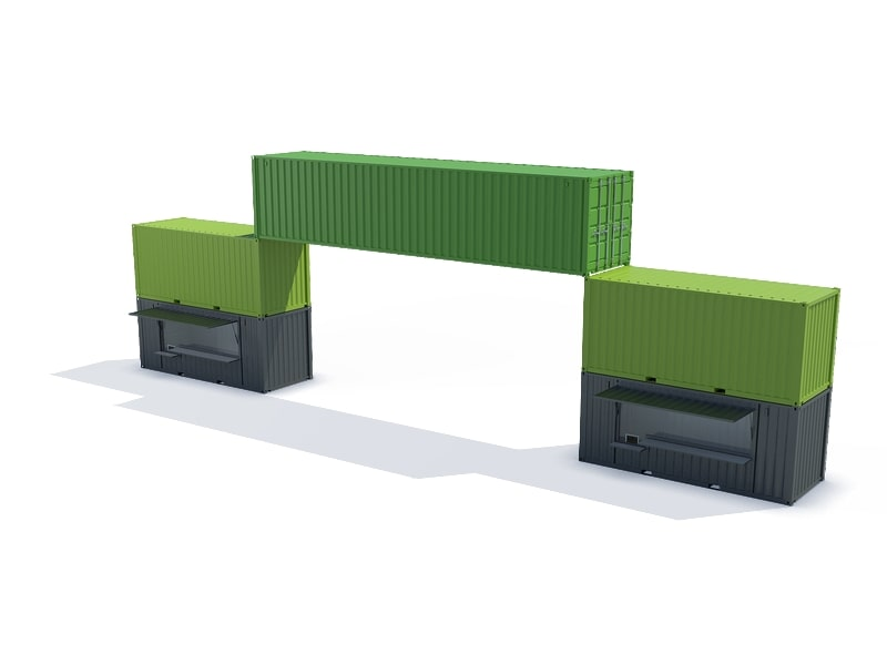 container stand