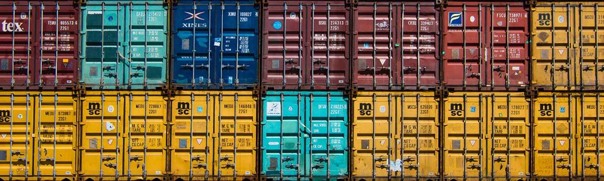 lexique du container