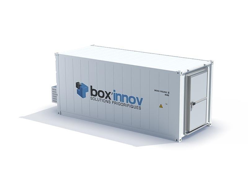 container frigorifique silencieux