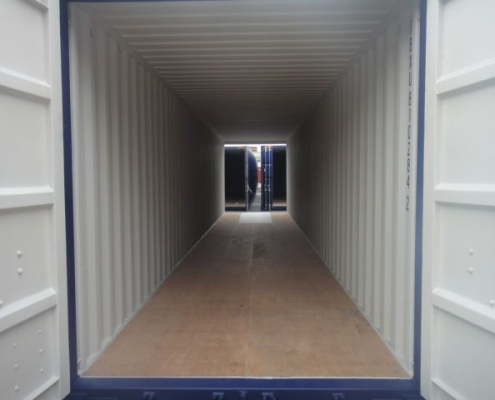 container tunnel 12m