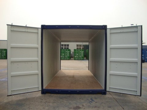 container tunnel 6m