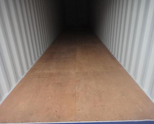 container 12m double portes